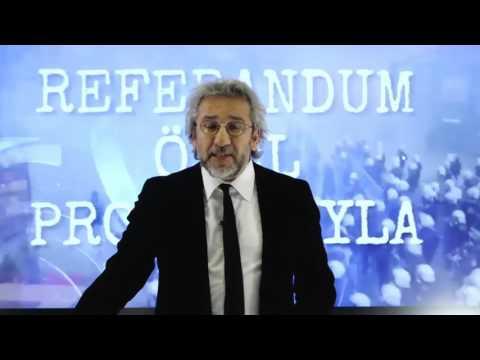 Can Dündar, 2017 Türkiye Anayasa Değişikliği Referandumunu Değerlendirdi (Mit deutschen Untertiteln)