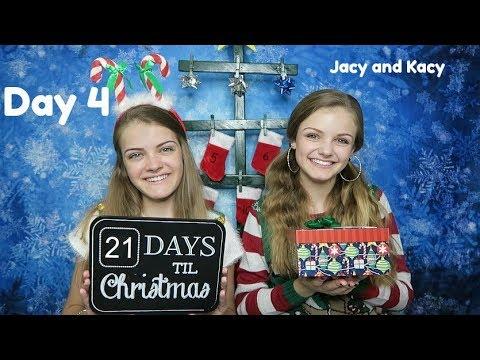 Christmas Countdown 2017 ~ Day 4 ~ Jacy and Kacy