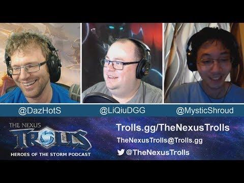 #043 - The Nexus Trolls - When Mr. Bigglesworth Gets Upset...