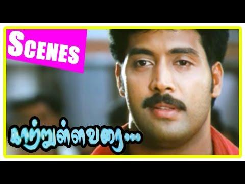 Kaatrulla Varai Tamil Movie | Climax Scene | Jai save Pranathi | Jai and Pranathi unite | End Credit
