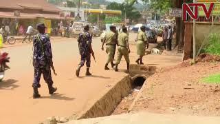 Waliwo abakulu mu poliisi abakunyiziddwa ku ky'okunyaga abasiga nsimbi thumbnail