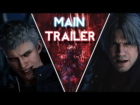 Devil May Cry 5 - Main Trailer w/ Classic Themes thumbnail