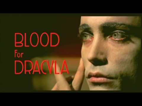 Blood For Dracula 1974  with Udo Kier  HD