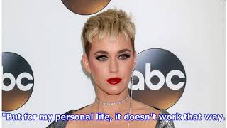Katy Perry Admits She Needs 'soul Surgery' Before She Has Children: 'i Want To Emotionally Elevate