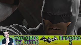 BATMAN ARKHAM ORIGINS Gameplay ITA [#2] Trovare il Pinguino ➜ LO YOUTUBER DEL RETRO