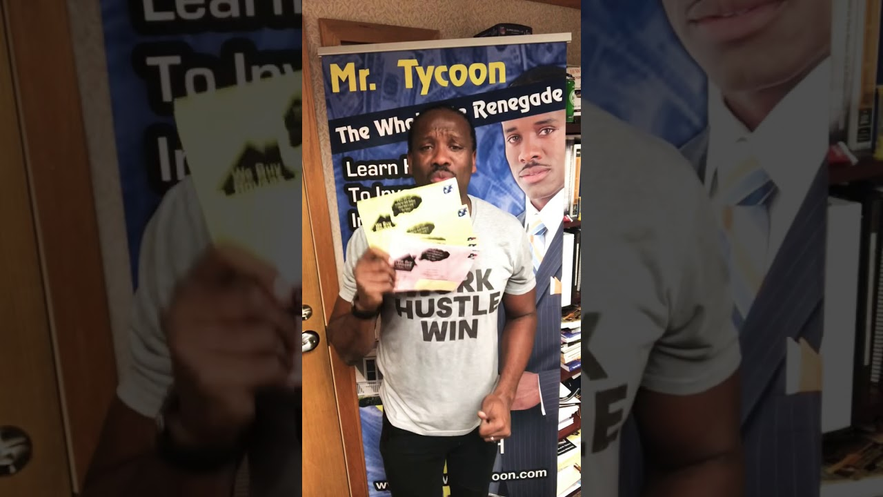 Download Tycoon Tip... Mr. Tycoon www.TycoonSuperConference.com
