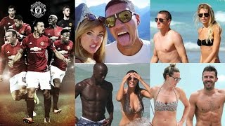 Girls Manchester United Players Have Dated - 2017