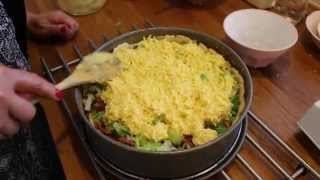 Quiche Lorraine With Leek And Bacon - Recipe