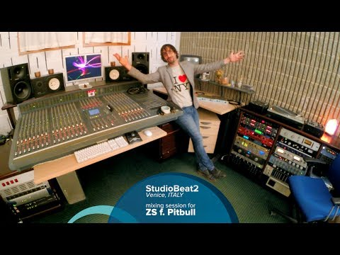 IRKO - ZS f. Pitbull mixing session
