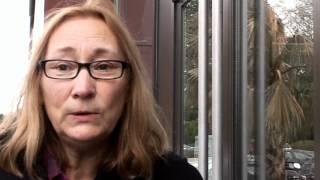 Législatives 2012, Myriam Hubert candidate Front de Gauche 5e circ. défend le social