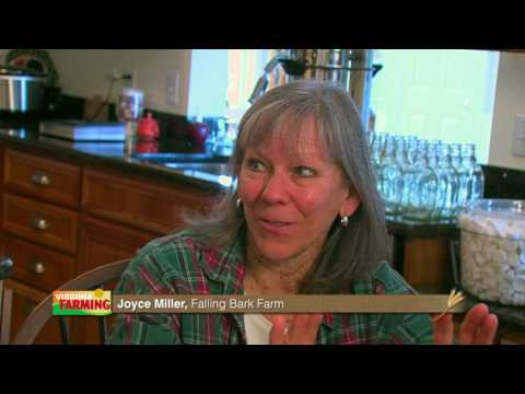 Virginia Farming: Making Hickory Syrup on the Farm