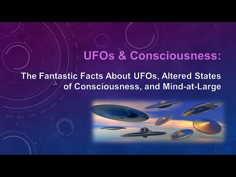 SMiles Lewis - UFOs and Consciousness, Part Two
