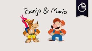 Banjo V Mario: A Prescription for Platform Games