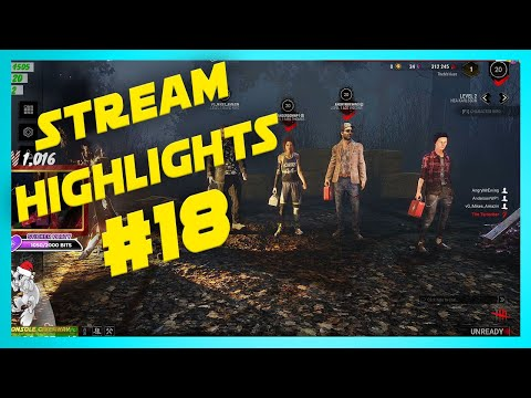Stream Highlights #18 - Shooting, Sailing and Trollin' Mike