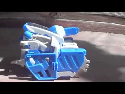 DIY Toy Solar Robot, Great Fot Gifts