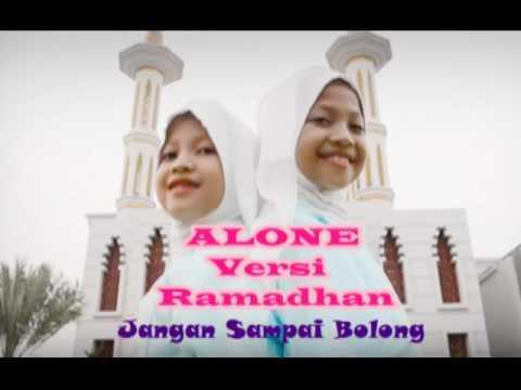 Alone - Alan walker [V.Ramadhan] Runa & Syakira ft. Gafarock - Jangan Sampai Bolong (Lirik)