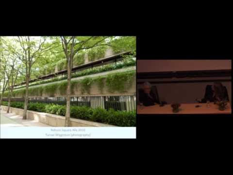 """Making the Modern Landscape"" with Cornelia Hahn Oberlander"
