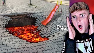 Most RIDICULOUS Playgrounds You WON'T Believe Exist!