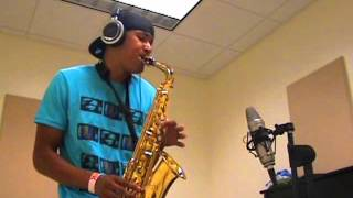 Bob Marley & Fort Minor - No Woman No Cry vs Where'd You Go - Alto Saxophone by charlez360