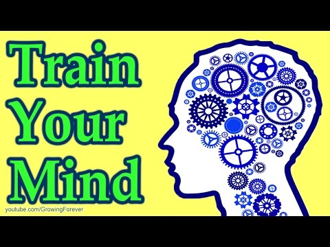 How To Reprogram Your Subconscious Mind To Release the Law of Attraction. Mind Power, Brain Power