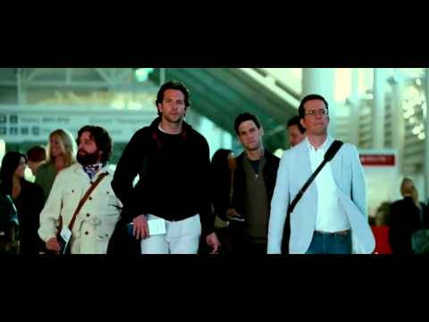 The Hangover Part 2 - Airport 'Stronger' scene