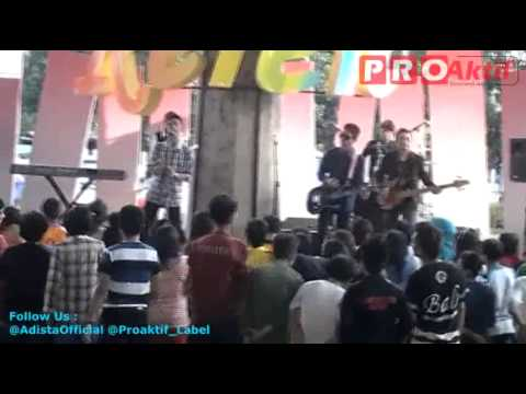 Adista - Ku Tak Bisa (Live Performance)