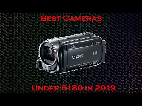 Cheap Cameras for Youtube in 2019 (Under $180) 👍