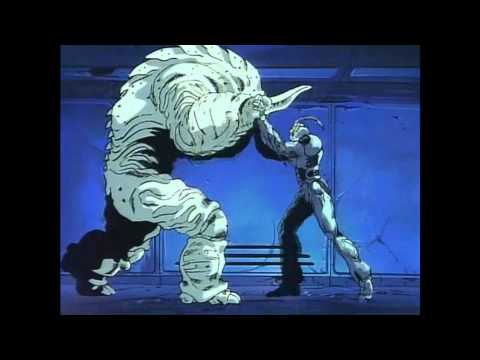 The Guyver - Out Of Control - The Guyver resurrects inside of Chronos Japan.mp4