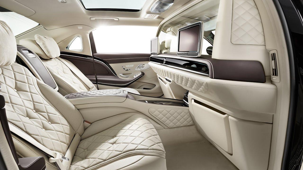 Mercedes - Maybach Partition wall KLASSEN ® Luxury ...