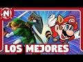 El MEJOR JUEGO de cada CONSOLA de Nintendo