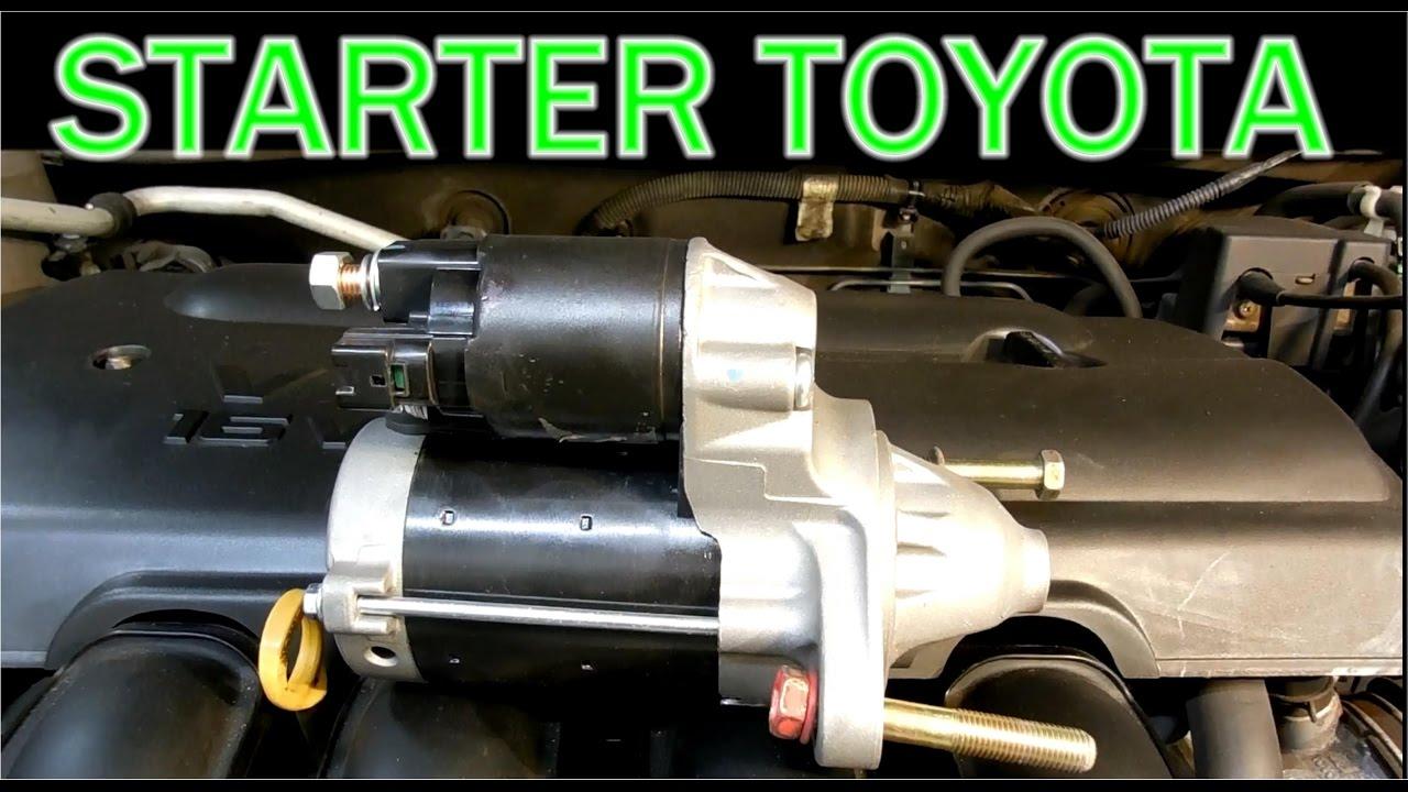 2003 Toyota Corolla Starter Motor Location Impremedia Net