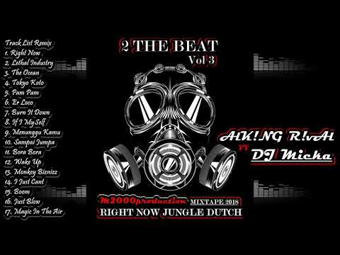 Right Now 2 THE BEAT VOL 3 MIXTAPE THE JUNGLE DUTCH 2018 - ALKINGrival M2000 ft. DJ MICKA M2000