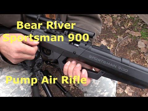 Bear River Sportsman 900 Air Rifle Review
