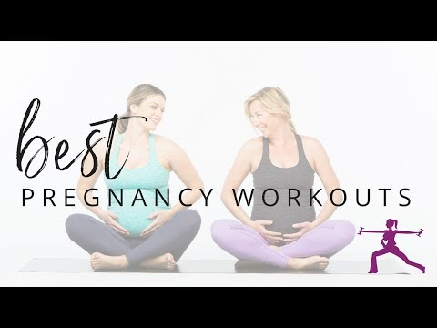 500e01e4c1109 Best Women's Pregnancy Workouts - A Complete Exercise Program for 2019 -  Knocked-Up Fitness