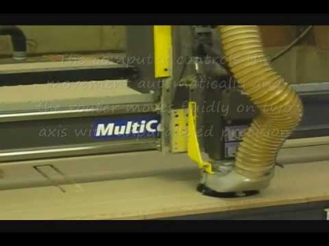 Laminate Countertop Manufacturing With Cnc Technology