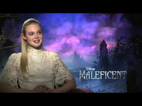 Playing Sleeping Beauty Was a Dream For Elle Fanning
