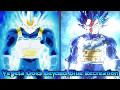 Vegeta goes beyond SSJ Blue! Breaking his Limits! Reenacting Epic Fights! - Dragon Ball Xenoverse 2