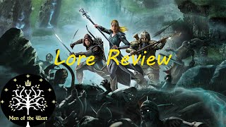 LOTR: War in the North- Lore Review
