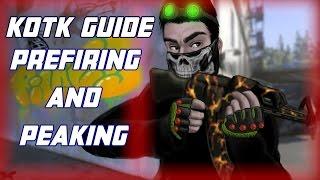 H1Z1 KotK Guide: Prefiring and Peeking