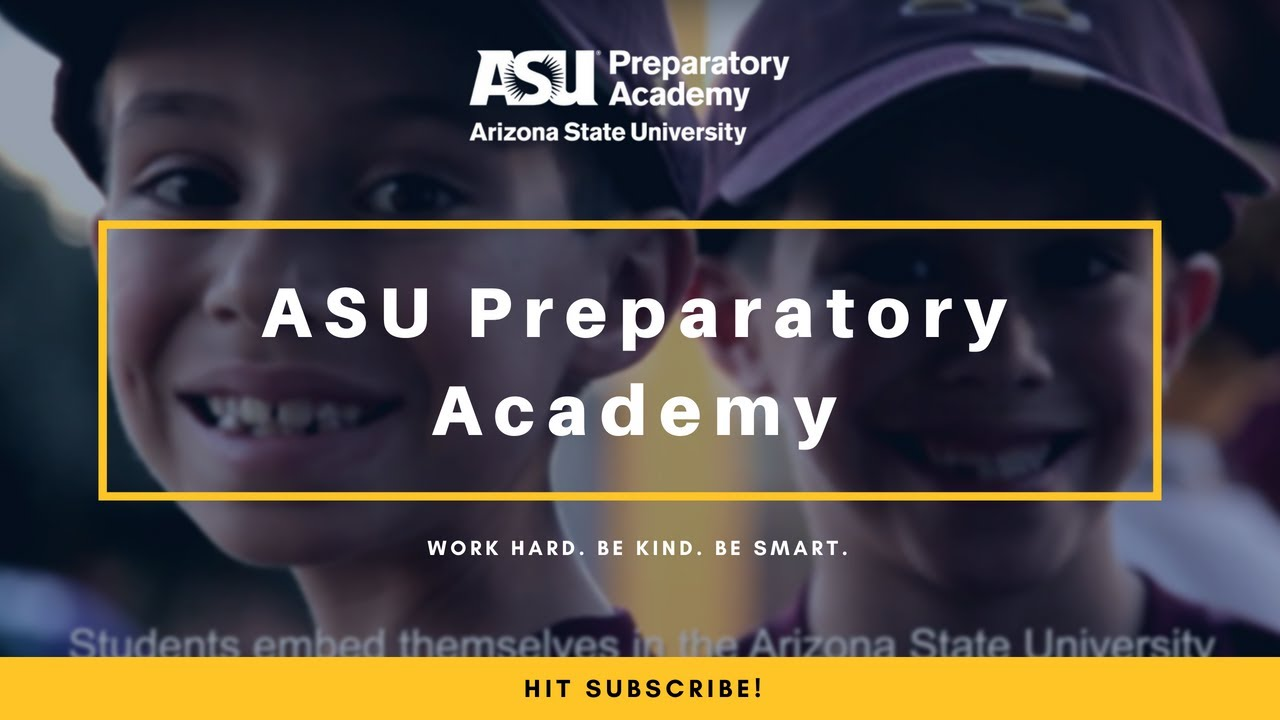 Asu Preparatory Academy K 12 Charter Schools Asu