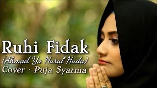 Download Video Puja Syarma - Rouhi Fidak (Ahmad Ya Nurul Huda) Cover MP3 3GP MP4