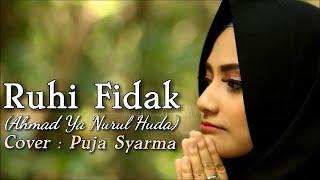 Download Puja Syarma - Rouhi Fidak (Ahmad Ya Nurul Huda) Cover Mp3