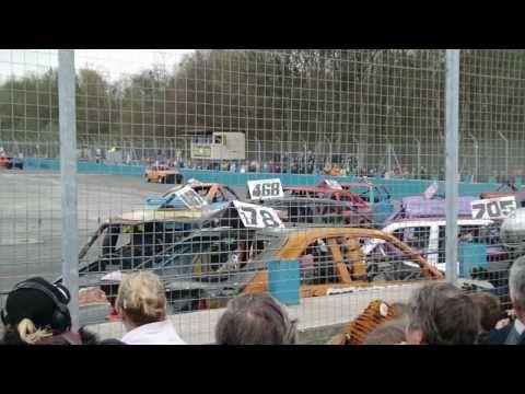 Aldershot Open- U1800cc- Non Mondeos- 3/4/11