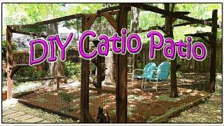 How to Build a CATIO PATIO