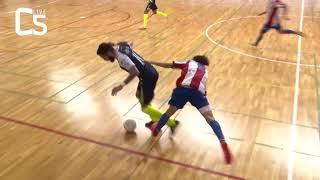 Calcio a 5, Serie A2: Olimpus - Atlante Grosseto, highlights e interviste
