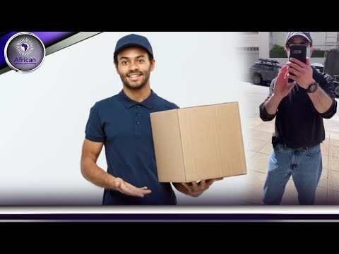 Brotha Checks Kevin For Bothering Him While Delivering Packages For His Job