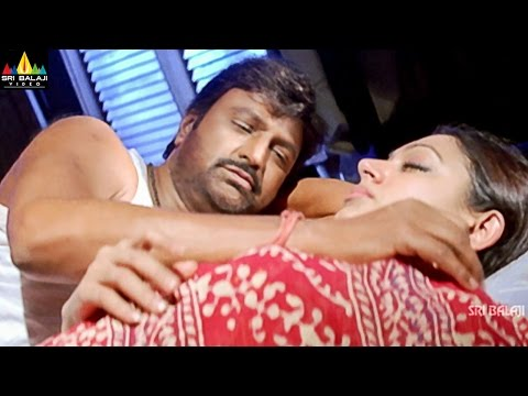 Game Movie Mohan Babu and Shobana Scene | Mohan Babu, Manchu Vishnu | Sri Balaji Video thumbnail