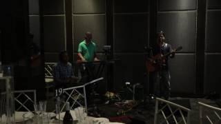 Rangamatir Ronge Chokh Juralo (Niaz Chowdhury) - Pre-show practice / sound-check by GA@N.