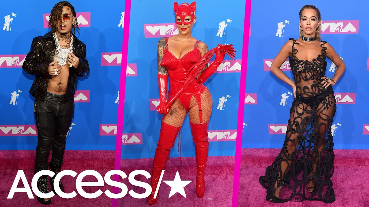 Worst Dressed At The 2018 Mtv Video Music Awards Youtube