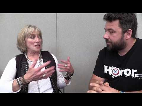 Interview with Veronica Cartwright at the 2017 London Film and Comic Con iHorror